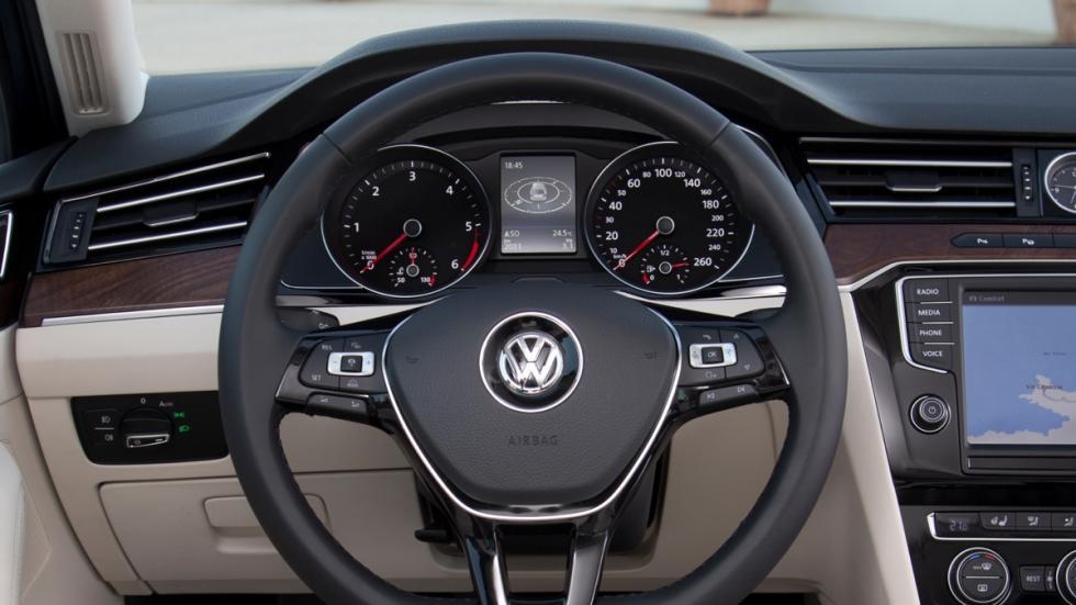 nuevo volkswagen passat variant 2014 relojes digitales