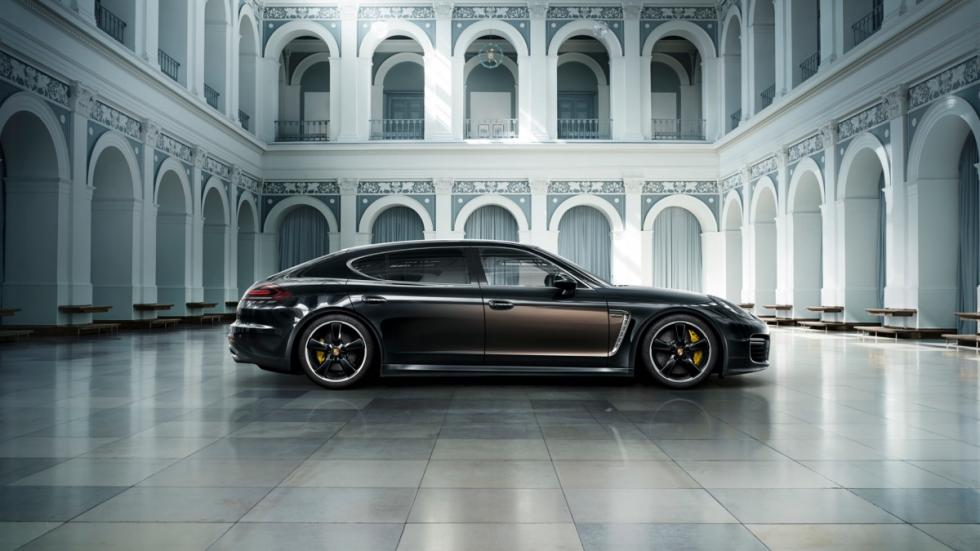 Porsche Panamera Exclusive Series lateral