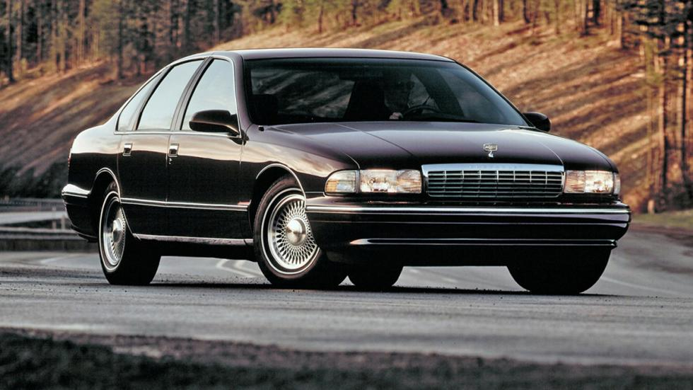 Chevrolet Caprice de cuarta generación