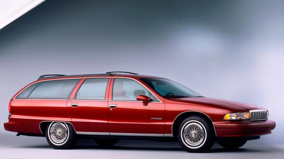 Chevrolet Caprice familiar