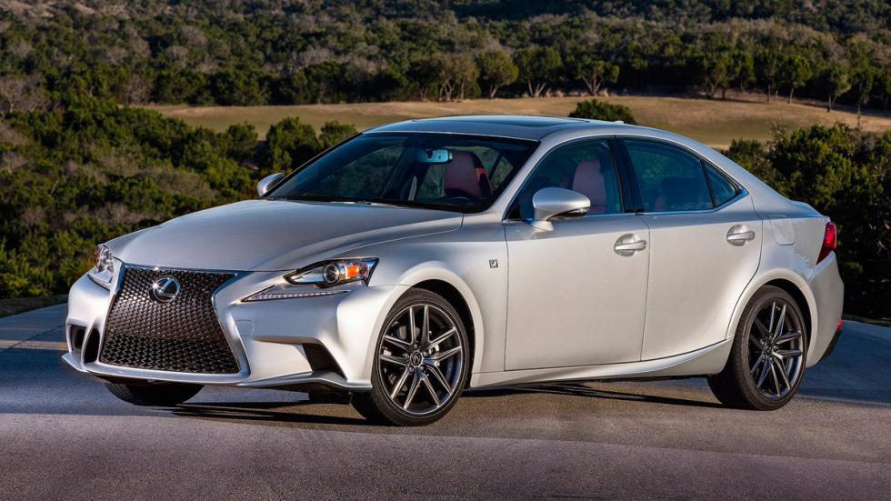 Lexus IS 300h versión americana