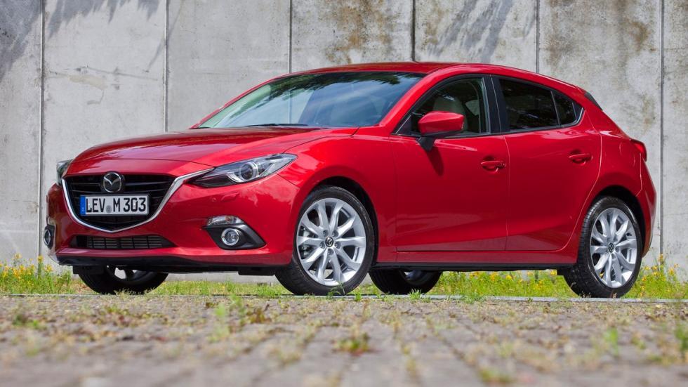 Mazda 3 de cinco puertas