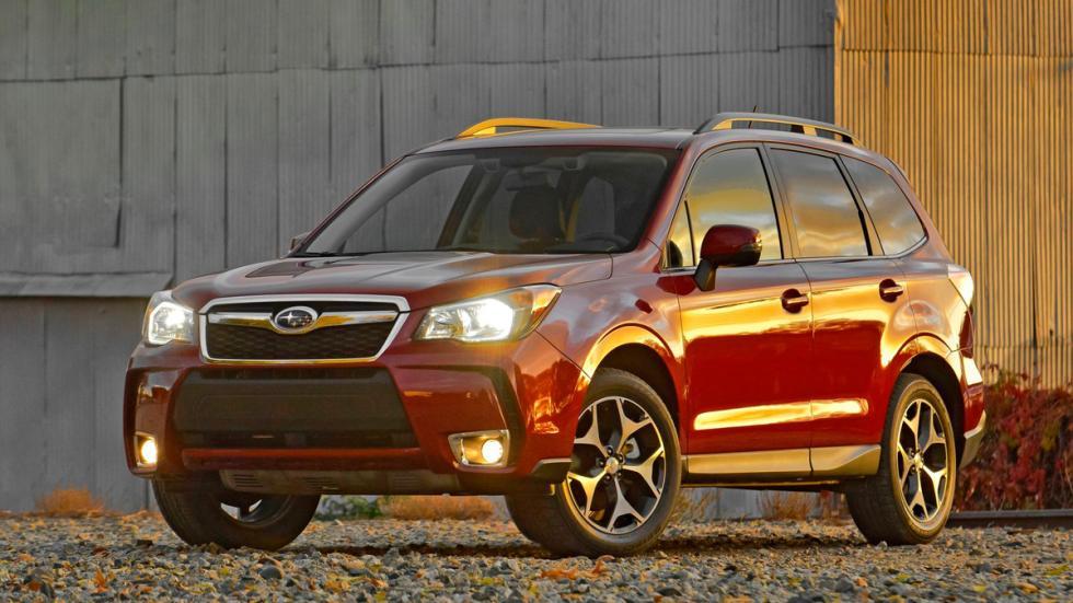Subaru Forester versión americana