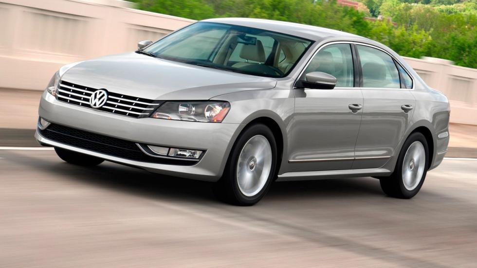 Volkswagen Passat versión americana