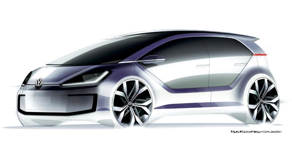 Futuro VW up!