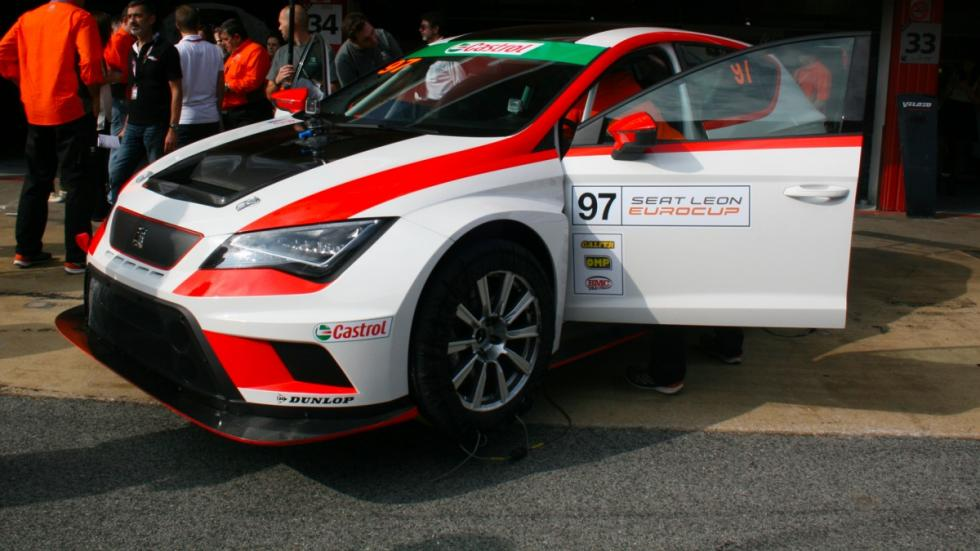 Seat León Cup Racer reto