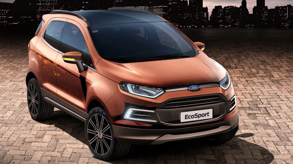 Ford EcoSport Beauty