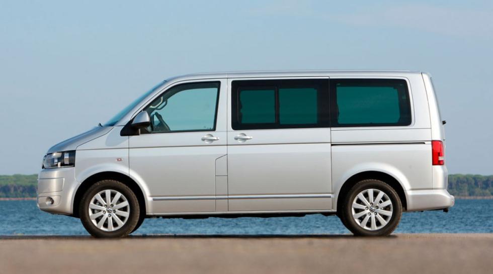 Volkswagen Multivan lateral