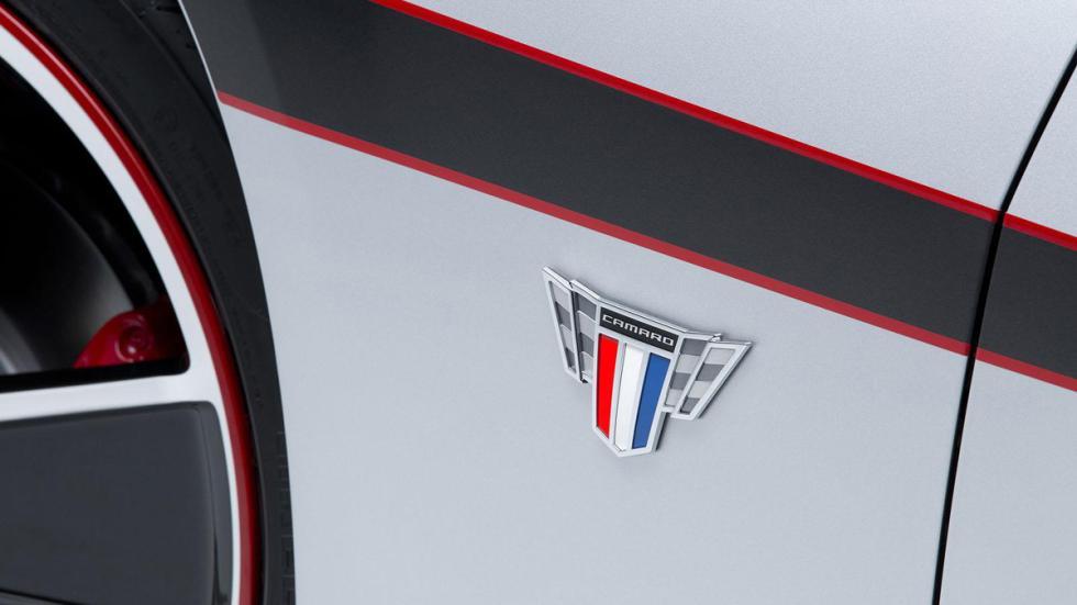 Chevrolet Camaro Commemorative Edition detalle
