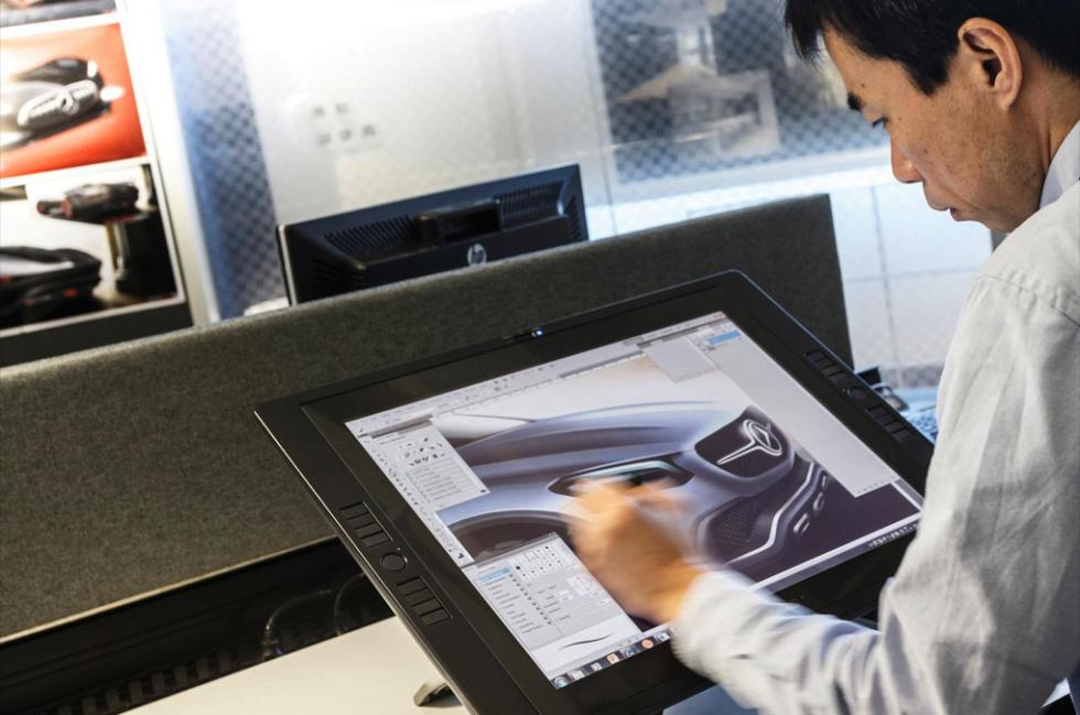 Mercedes-Benz G Code concept diseño