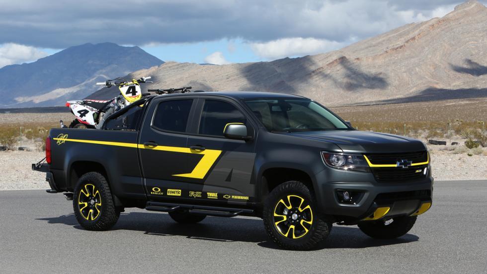 Chevrolet Colorado Performance Concept - lateral - exterior