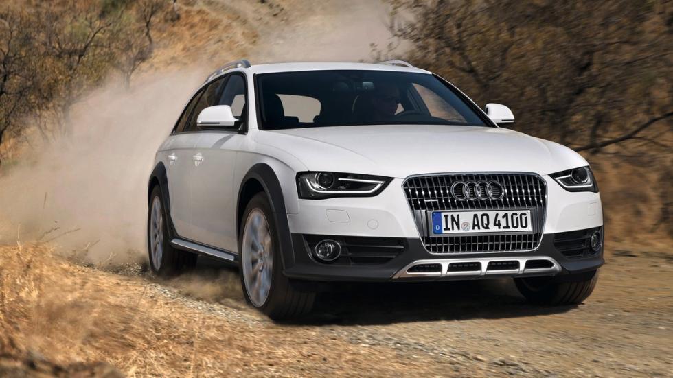 10 coches mas fiables estados unidos Audi A4 Allroad