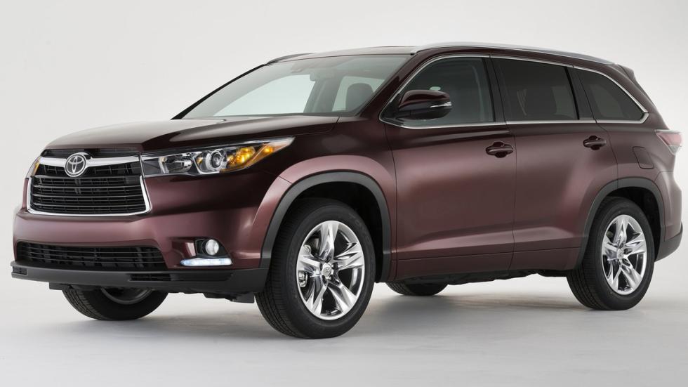 10 coches mas fiables estados unidos Toyota Highlander