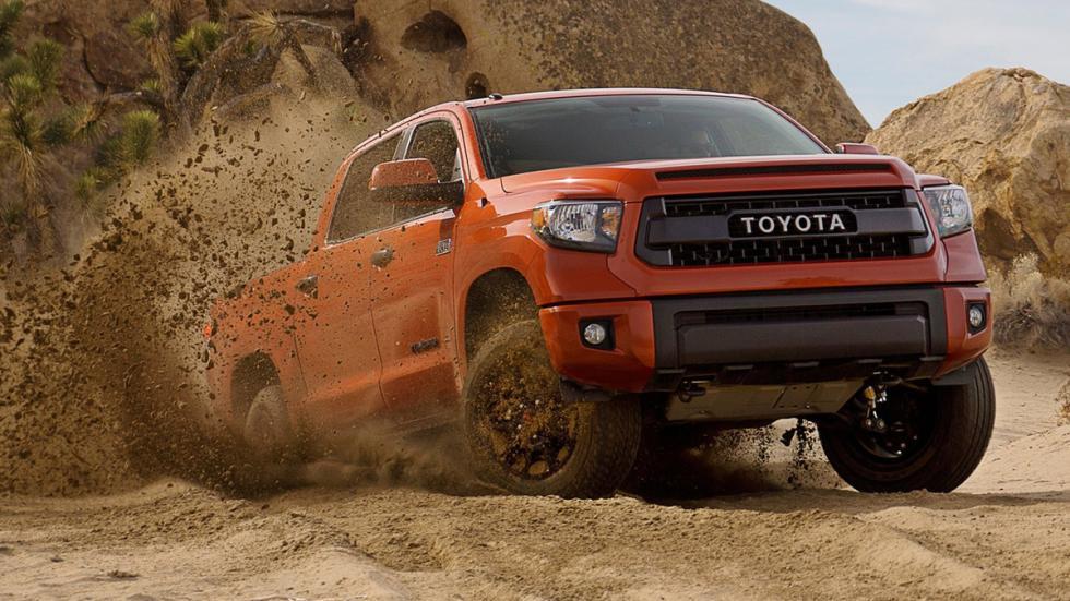 10 coches mas fiables estados unidos Toyota Tundra