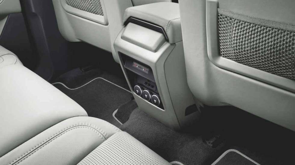 Land Rover Discovery Sport climatización
