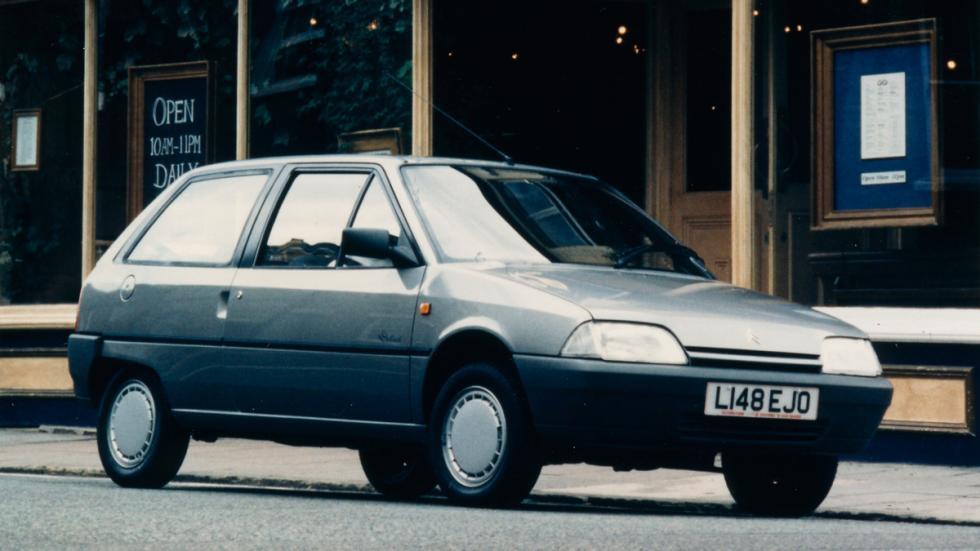 Citroën AX delantera