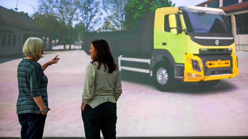 Volvo FH imagen 3D