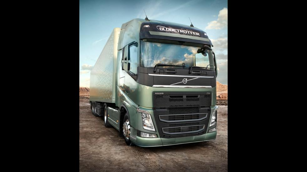 Volvo FH - frontal