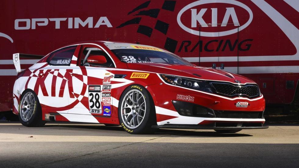 Kia K900 High-Performance frontal
