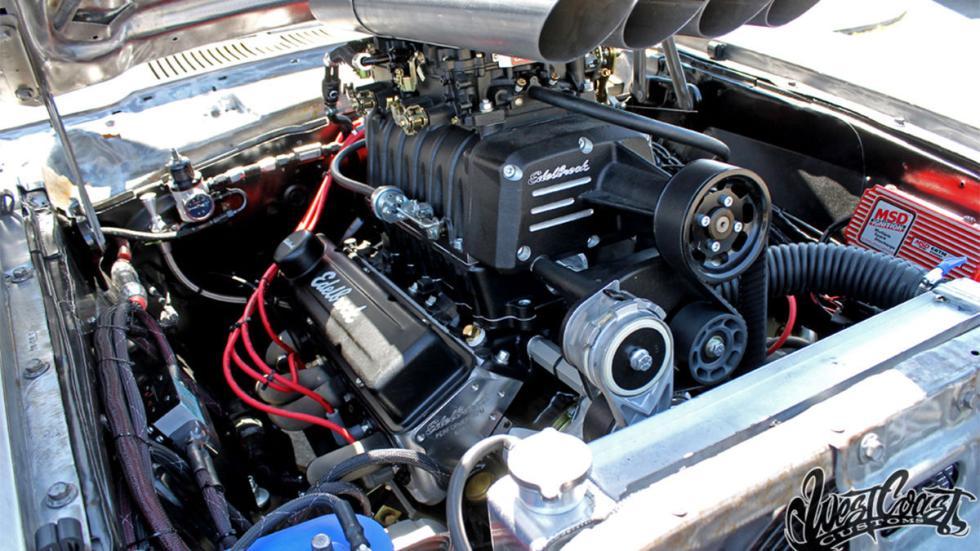 Magnum Opus detalle detalle motor