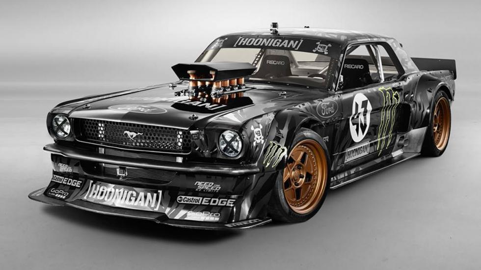 Hoonicorn_RTR Ford Mustang Ken Block