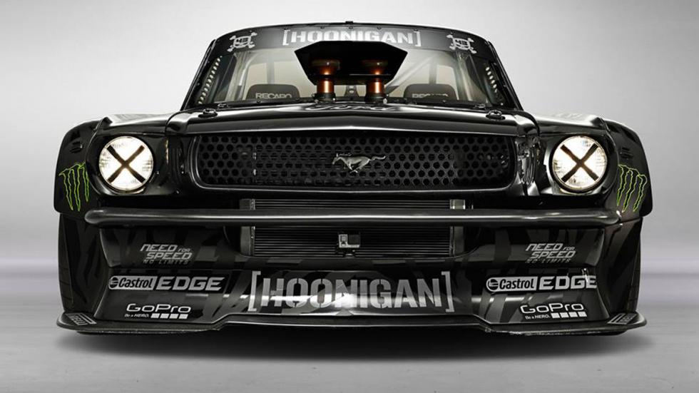 Hoonicorn_RTR Ford Mustang Ken Block morro