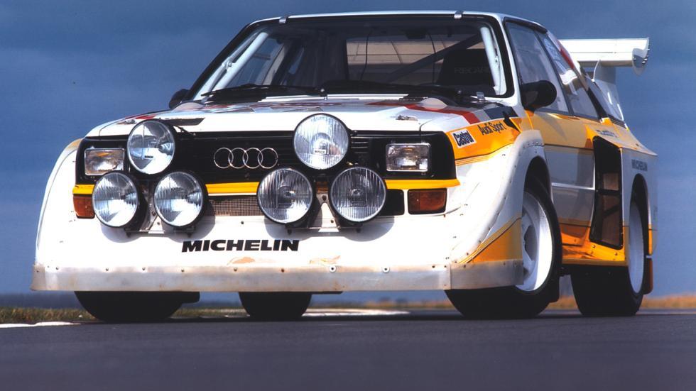 Audi Quattro delantera s1