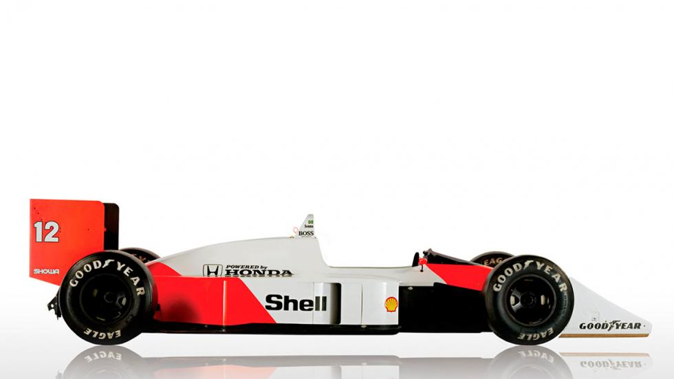McLaren MP4/4 lateral