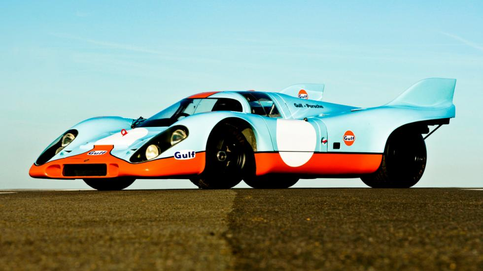 Porsche 917 delantera