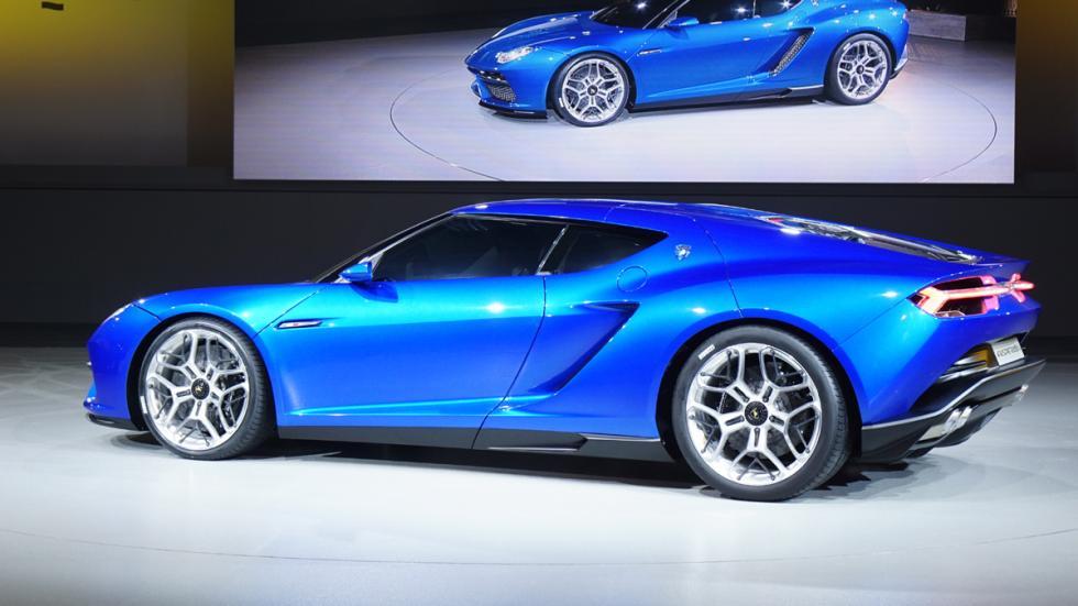cinco mejores superdeportivos 2014 Lamborghini Asterion zaga
