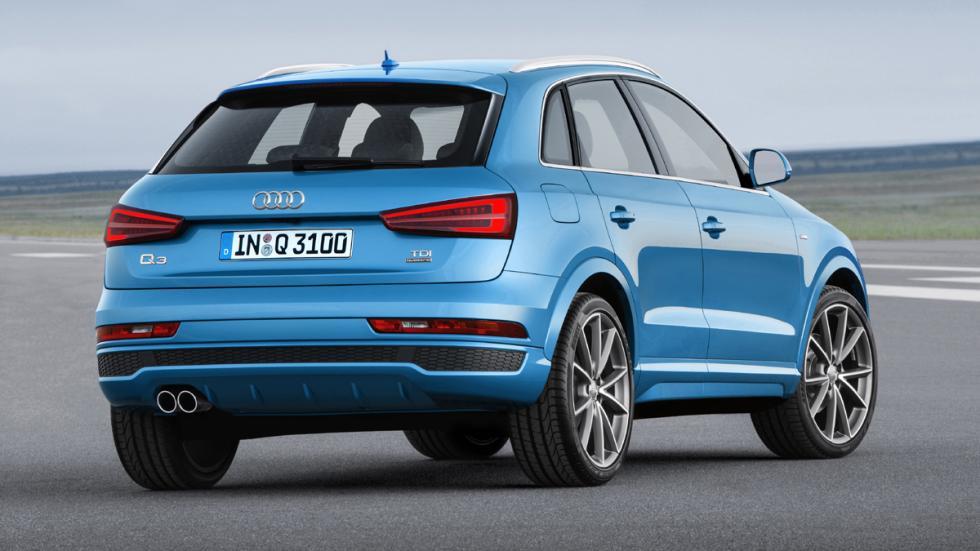 Audi Q3 2015 zaga