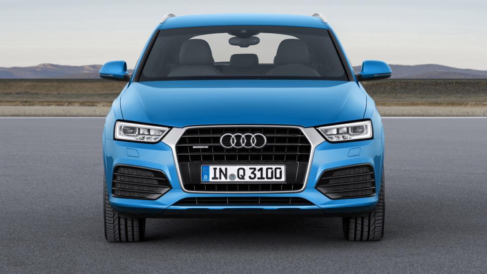 Audi Q3 2015 morro