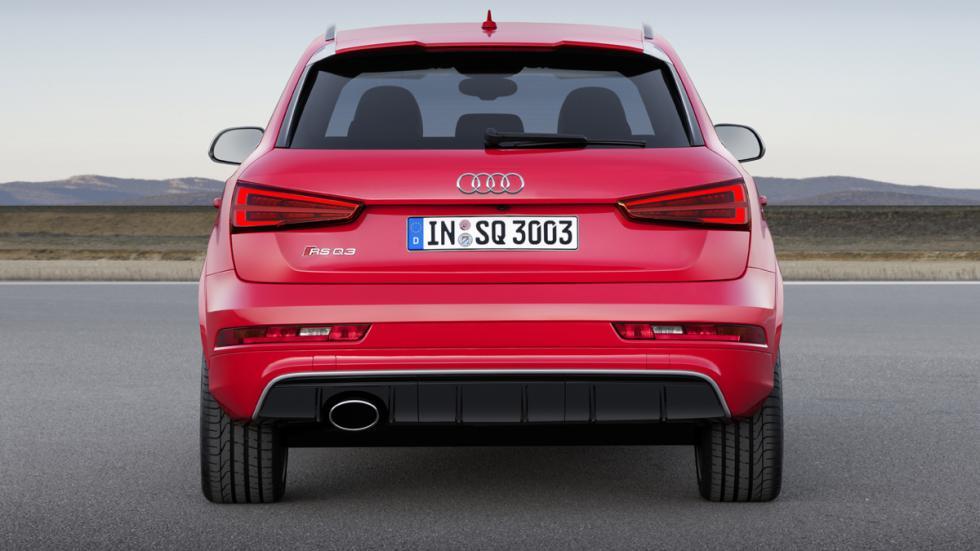 Audi RS Q3 2015 culo