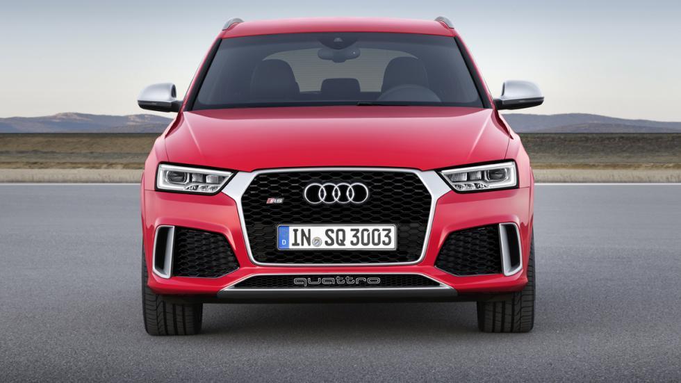 Audi RS Q3 2015 morro