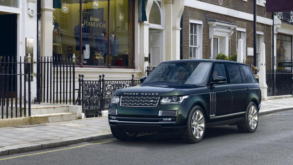 Range Rover Holland&Holland_LWB_frontal