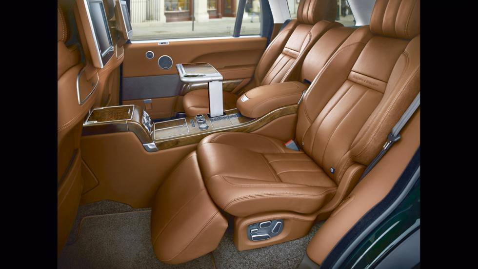 Range Rover Holland&Holland_LWB_interior