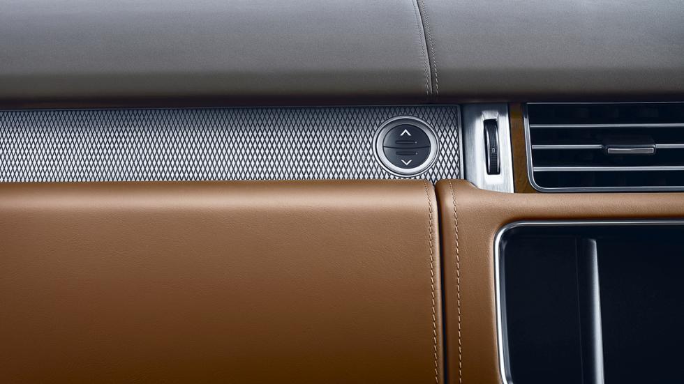 Range Rover Holland&Holland_LWB_salpicadero