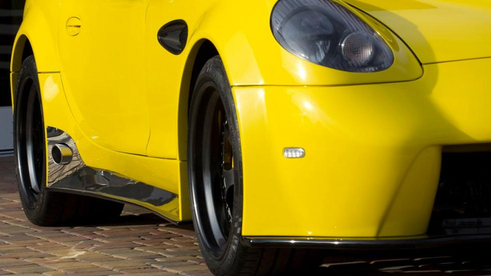 Panoz Esperante Spyder GT faro