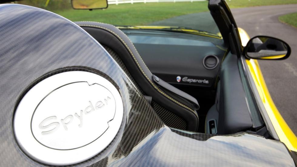 Panoz Esperante Spyder GT detalle