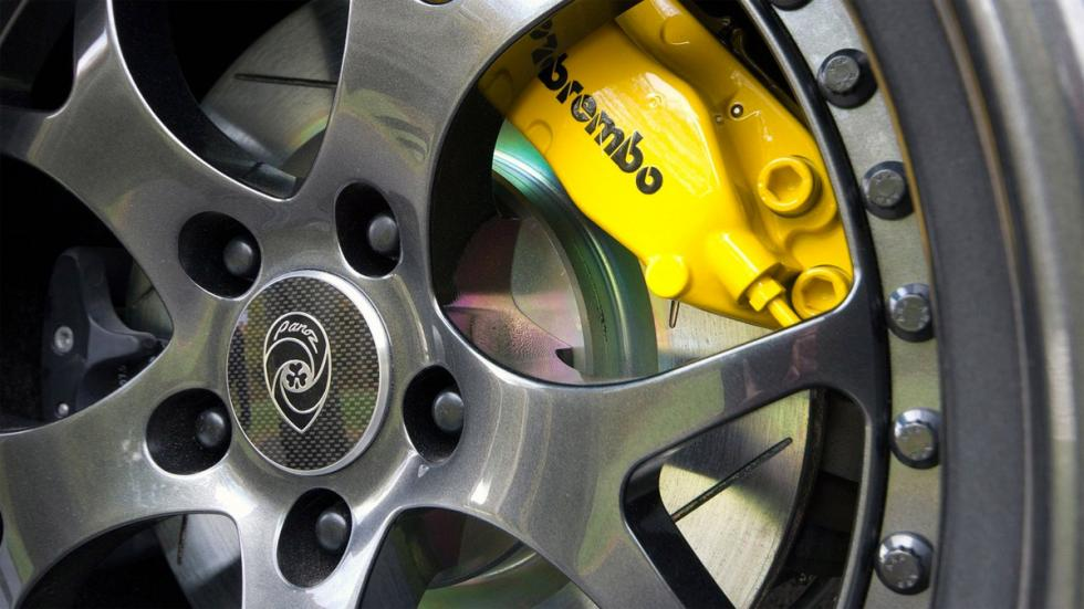 Panoz Esperante Spyder GT frenos