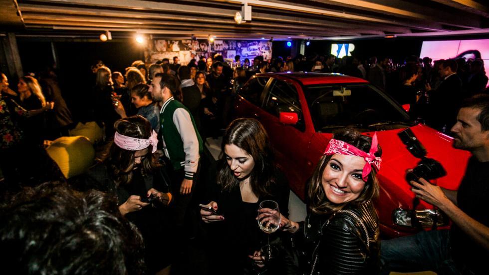 Fiesta de celebración del aniversario del  Seat Ibiza 6