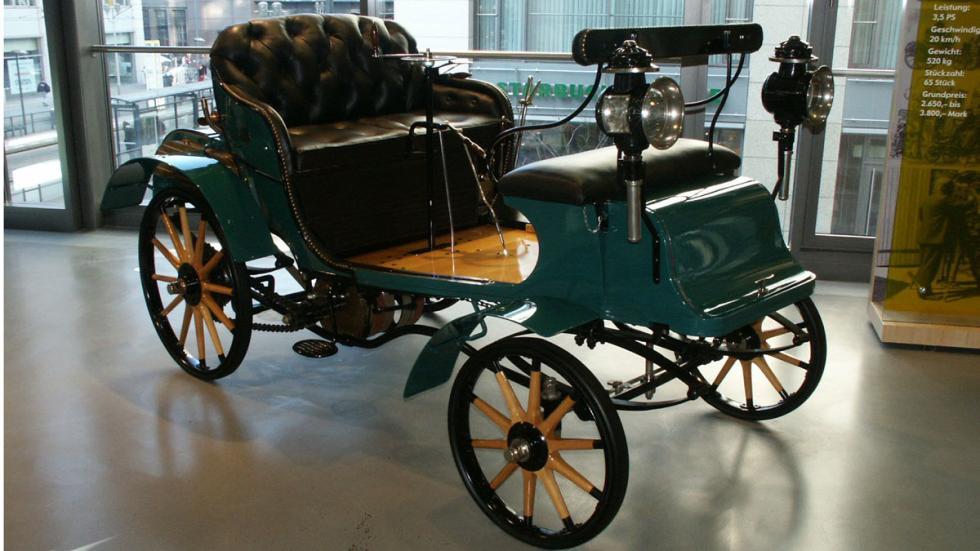 Opel primer modelo