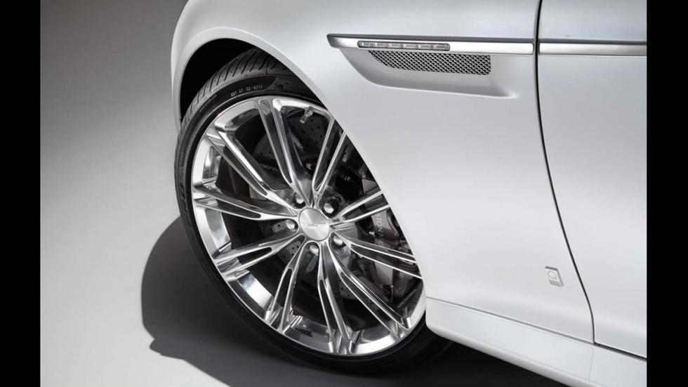 Aston Martin DB9 Volante Morning Frost - llanta