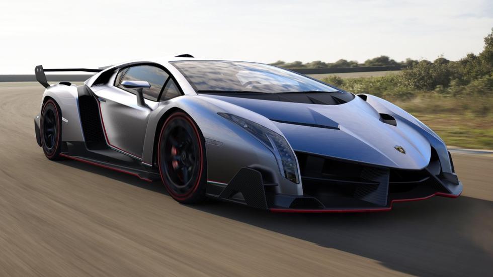 Cinco Lamborghini extremos Lamborghini Veneno