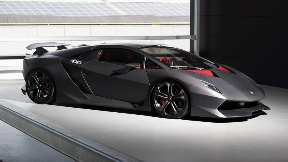 Cinco Lamborghini extremos Lamborghini Sesto Elemento
