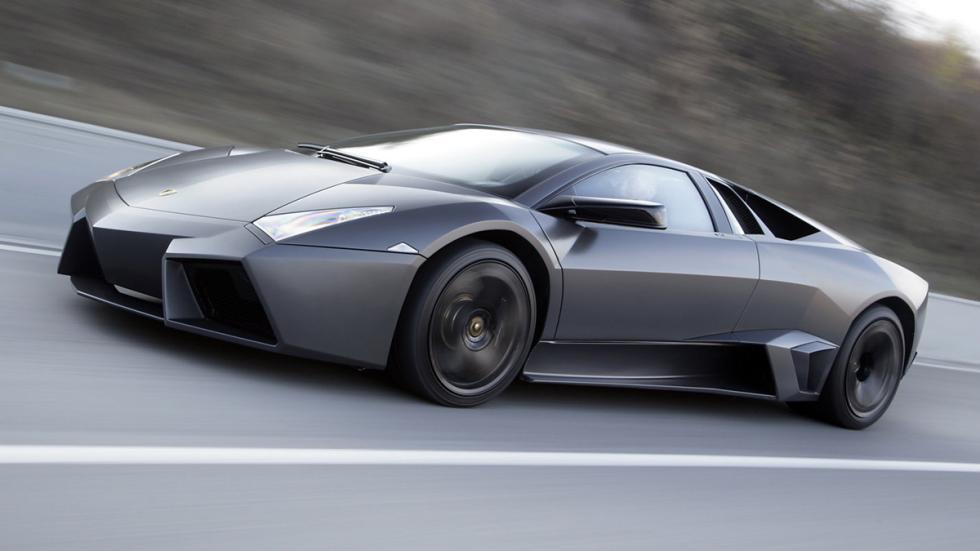 Cinco Lamborghini extremos Lamborghini Reventón