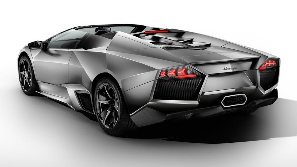 Cinco Lamborghini extremos Lamborghini Reventón Roadster