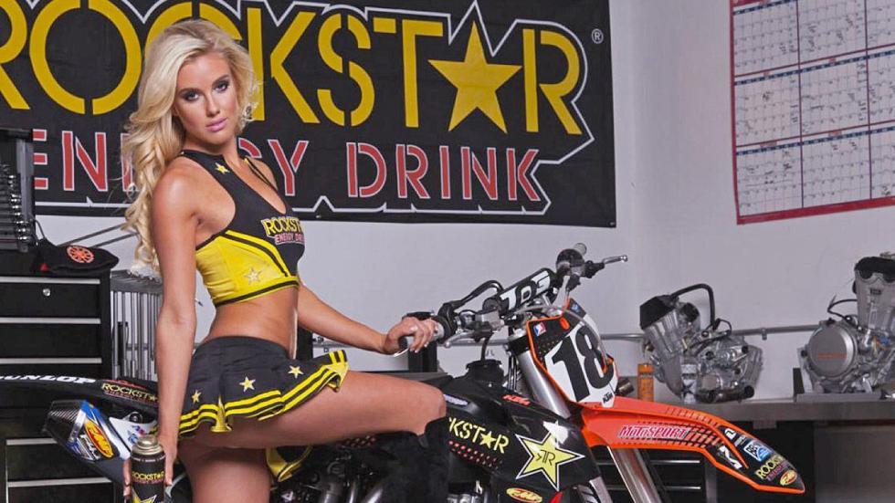 Las chicas 'sexys' de Rockstar