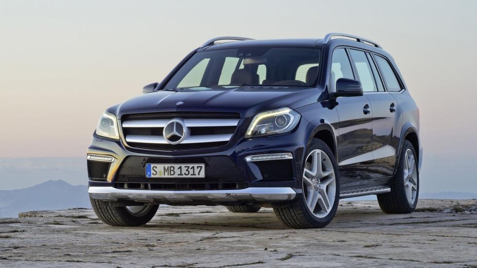 Suv más lujosos Mercedes GL
