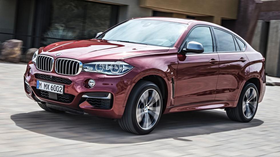 Suv más lujosos BMW X6